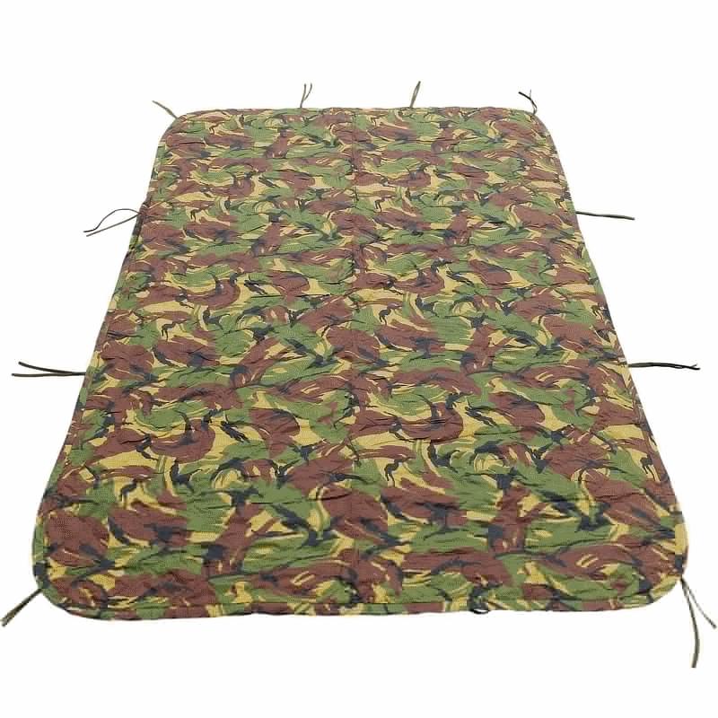 Large Camouflage Combat Bag Used Surplus Original Dutch Army DPM Holdall Bag