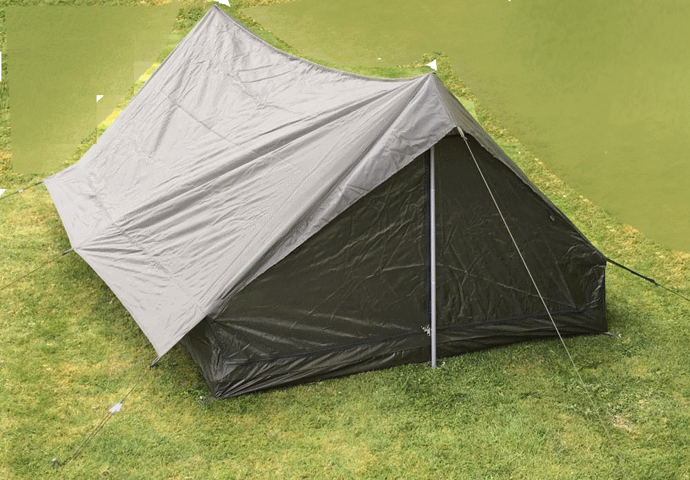French Army Surplus 2 Man Tent New