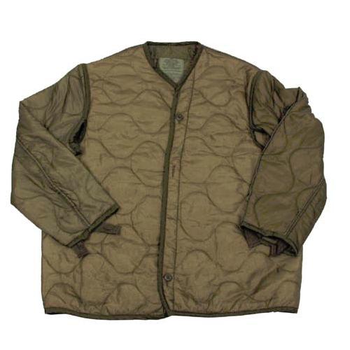 Us Army Surplus >> Origianl Us Army Surplus M65 Qulted Jacket Liner