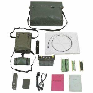 Czech / East European army surplus RF10 field radio kit - complete