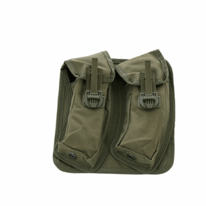 East European / Russian army surplus double AK ammo pouch