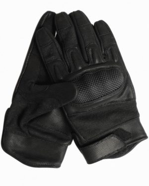 From Mil-Tec, Specical forces, combat LEATHER and NOMEX tactical duty gloves