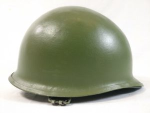 US army M1 helmet plus liner NEW / OLD STOCK With Cover