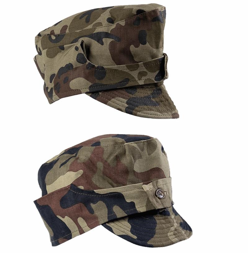 Romanian army surplus camouflage field cap