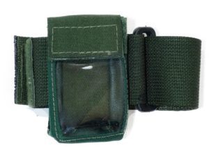 British army surplus wrist wearable micro GPS holder