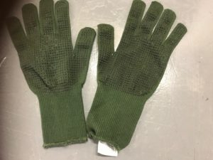 British army surplus CONTACT GLOVES aramid grip combat