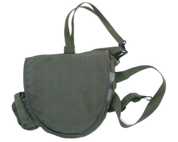 US Army Style Shoulder Gas Mask Bread Bag Clearance