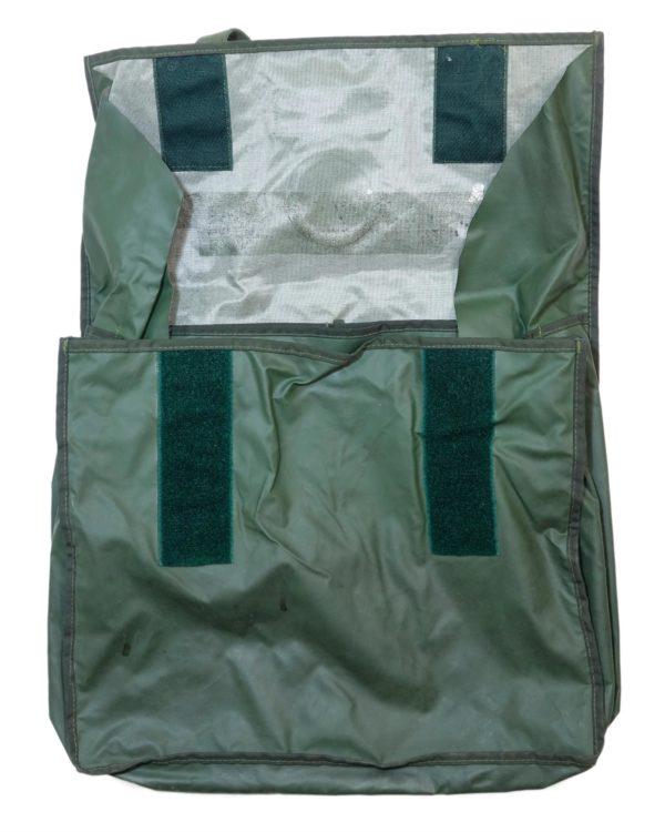 Swedish Army Surplus Vinyl Waterproof Medical First Aid Bag