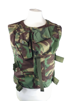 British army surplus DPM camouflage vest armour plate carrier flak