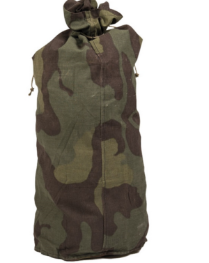 Italian army surplus SAN MARCO camouflage transport sack bag