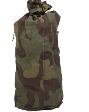 Italian army surplus SAN MARCO camouflage transport sack bag