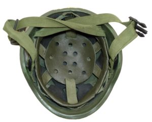 Italian Army Surplus Ballistics Helmet Excellent Condition