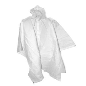 Swiss military surplus snow camo (white!) waterproof poncho