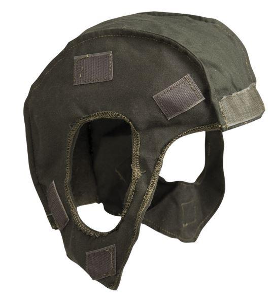 German army surplus cotton tanker tank helmet liner