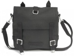 German Army Style Black Combat Pack Bag