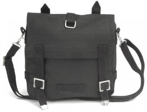 German Army Style Black Combat Pack Bag