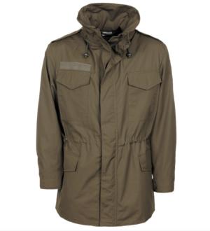 Austrian Army Surplus Goretex Rain Jacket NEW/Unissued