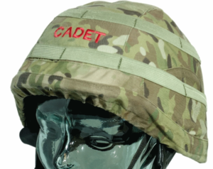 British army military surplus cadet force MTP camo helmet cover