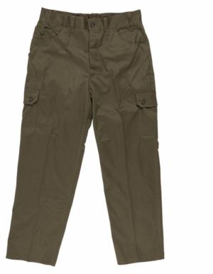 Czech army surplus olive green m85 field combat trousers BDU
