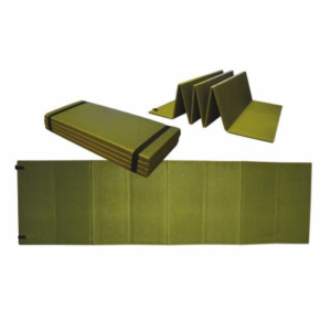 BCB BUSHCRAFT SLEEP-LITE FOLDING SLEEPING MAT – compact thermal army olive camo