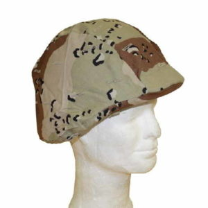 Genuine US American army surplus desert camo helmet cover