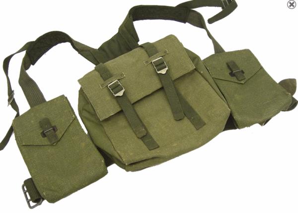 Swedish army surplus 5 (6) piece NEW/UNISSUED webbing set