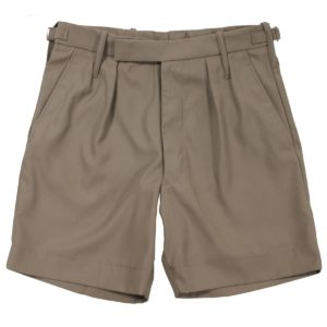 British Army Surplus Tropical Summer Shorts Khaki