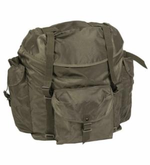 Austrian army surplus 80 Litre waterproof rucksack bergen