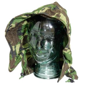 British Army Surplus DPM Camouflage Rip Stop Hood for Jacket Parka