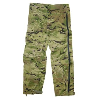 BRAND NEW BRITISH ARMY SURPLUS MVP LIGHTWEIGHT WATERPROOF TROUSERS