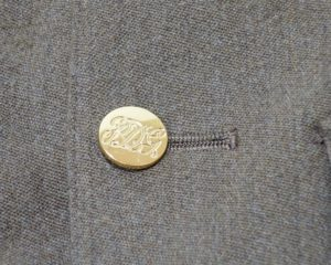 British Army Surplus Dragoon Guards Jacket No2 Uniform