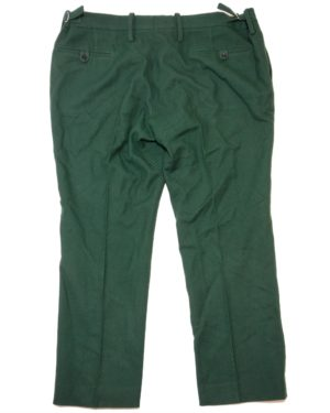 British Army Surplus IDG Dragoon Guards Green Uniform Trousers